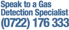 Speak to a gas detection specialist